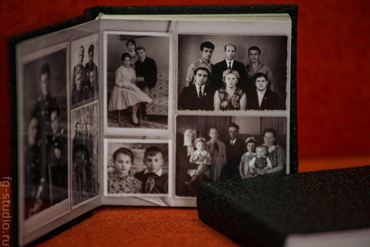 уже заранее что делать со старыми фотографиями родных учетом