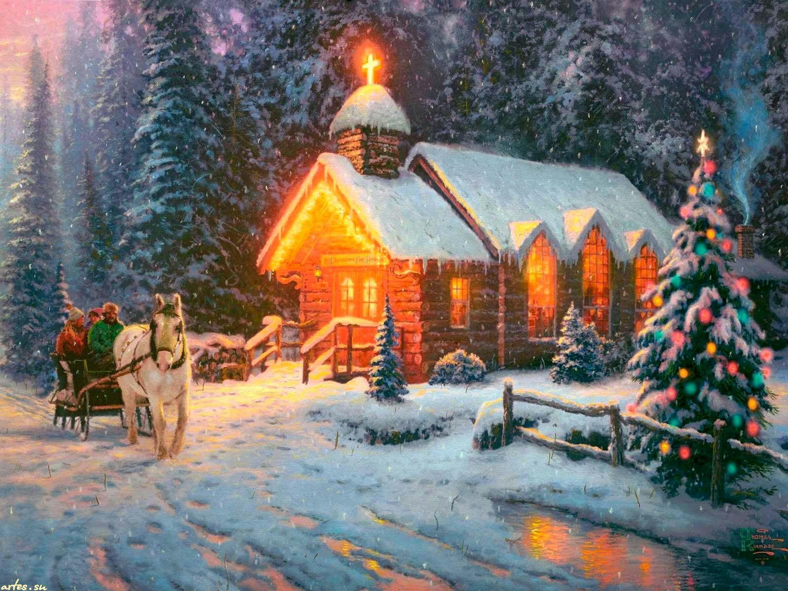 Делать, открытки с рождеством христовым на телефон 2019