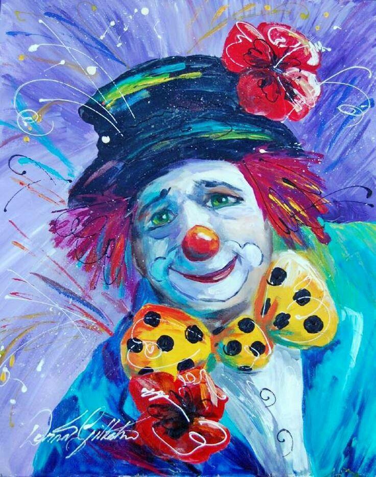 Исповедь старого клоуна