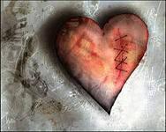 Залатаю дырявое сердце.