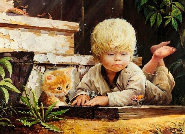 Кусочки счастья юности живут в нас до сих пор Как буд-то  с нашей памятью есть хитрый договор. Когда на сердце холодно, от груст...