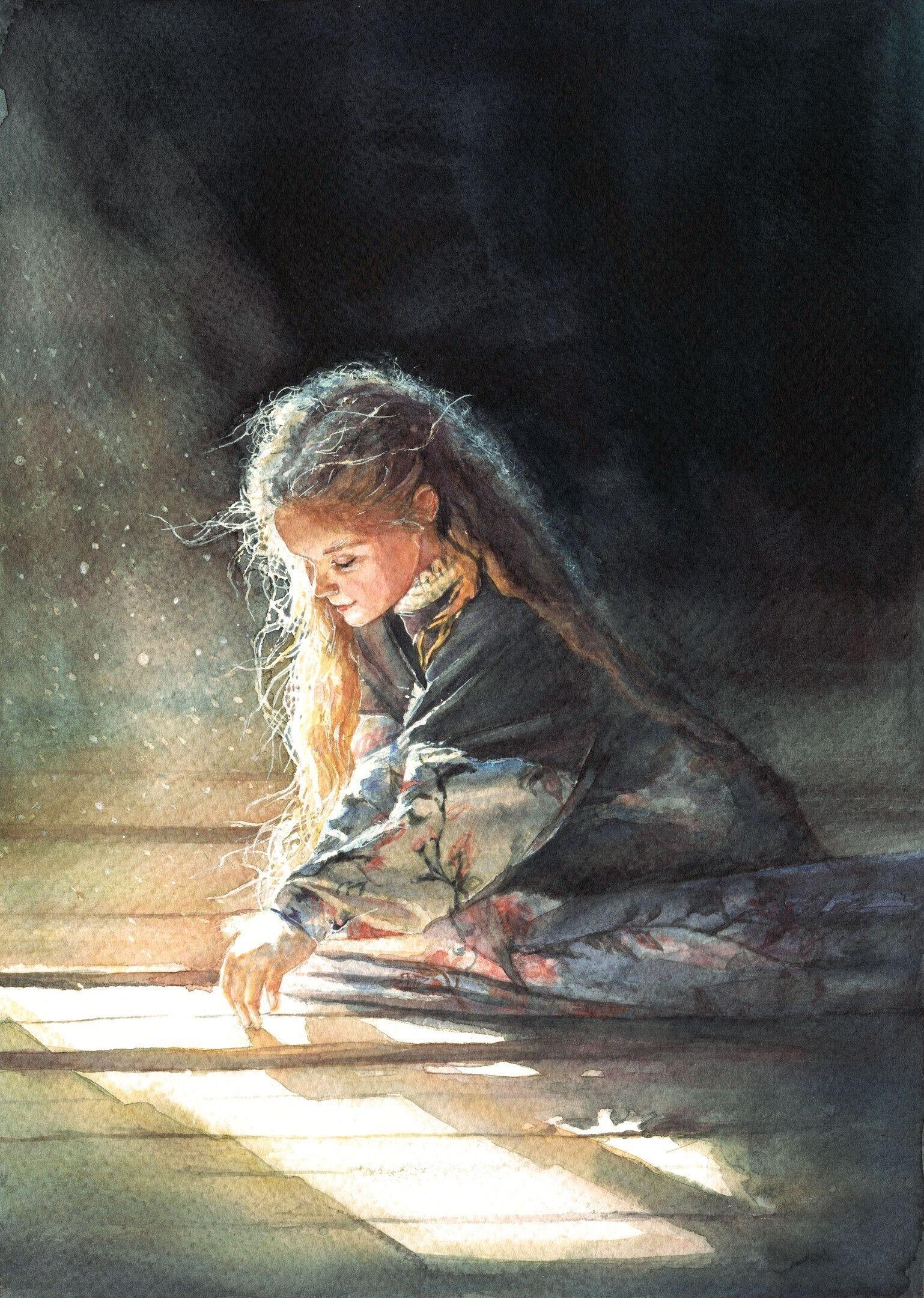 Счастьем Душа её лепится. Сонет в итальянской традиции