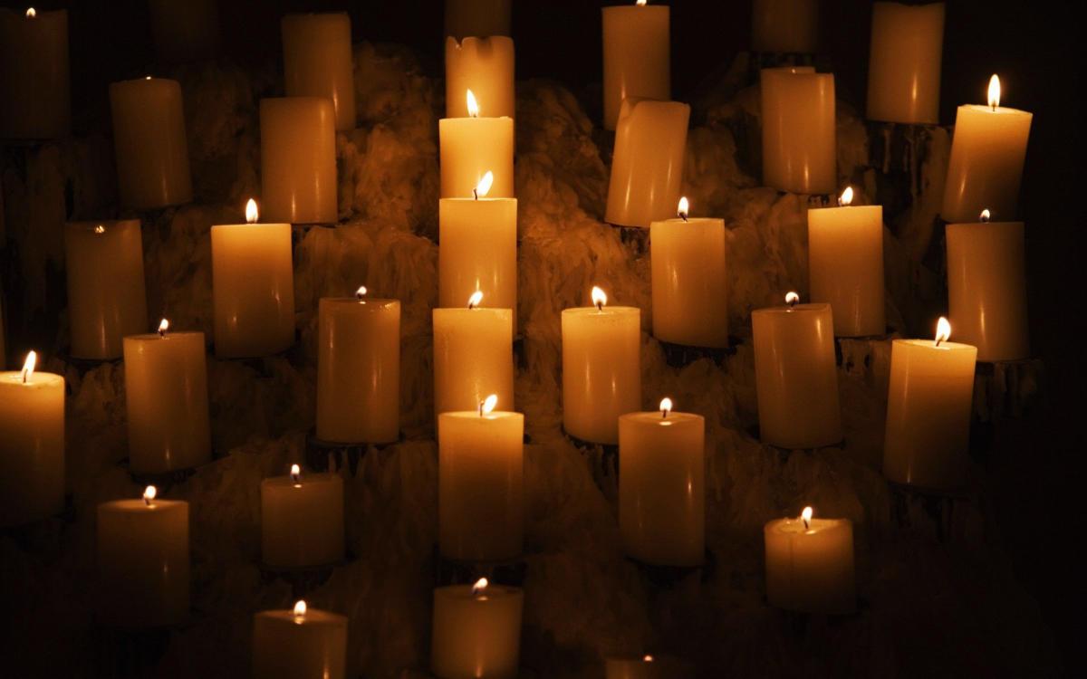 Как из остатков свечей сделать свечу