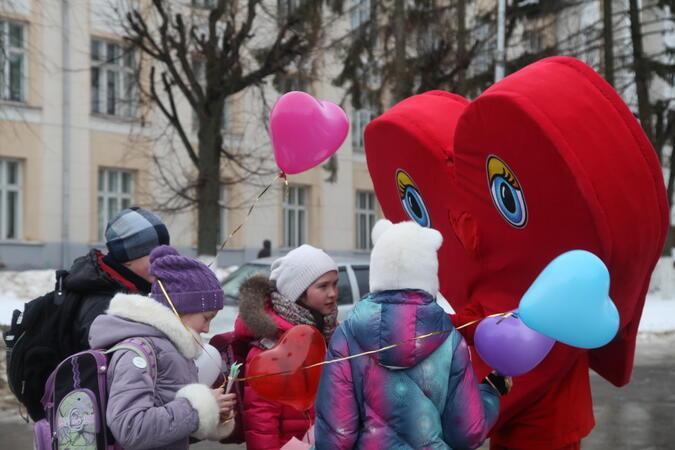 КО ДНЮ СВЯТОГО ВАЛЕНТИНА /диптих/