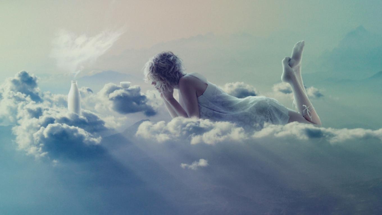 Лишь с Нею  поднимаюсь в облака.
