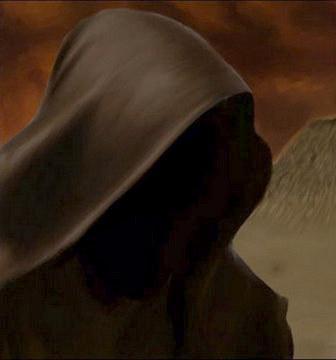 Стихотворение «Черный монах», поэт Андрей А