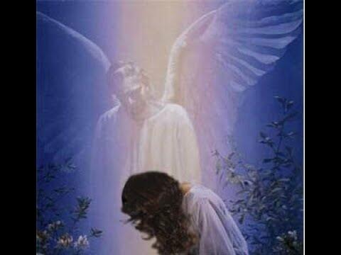 Коснись крылом меня, ангел мой!