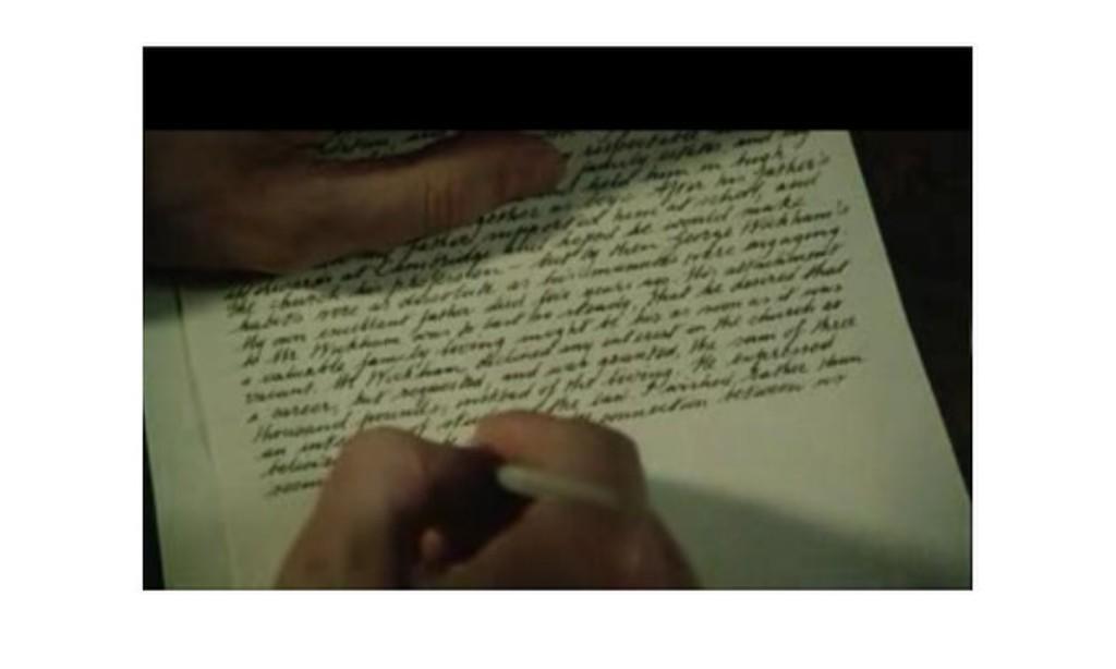 Письмо Татьяны к Онегину на новый лад