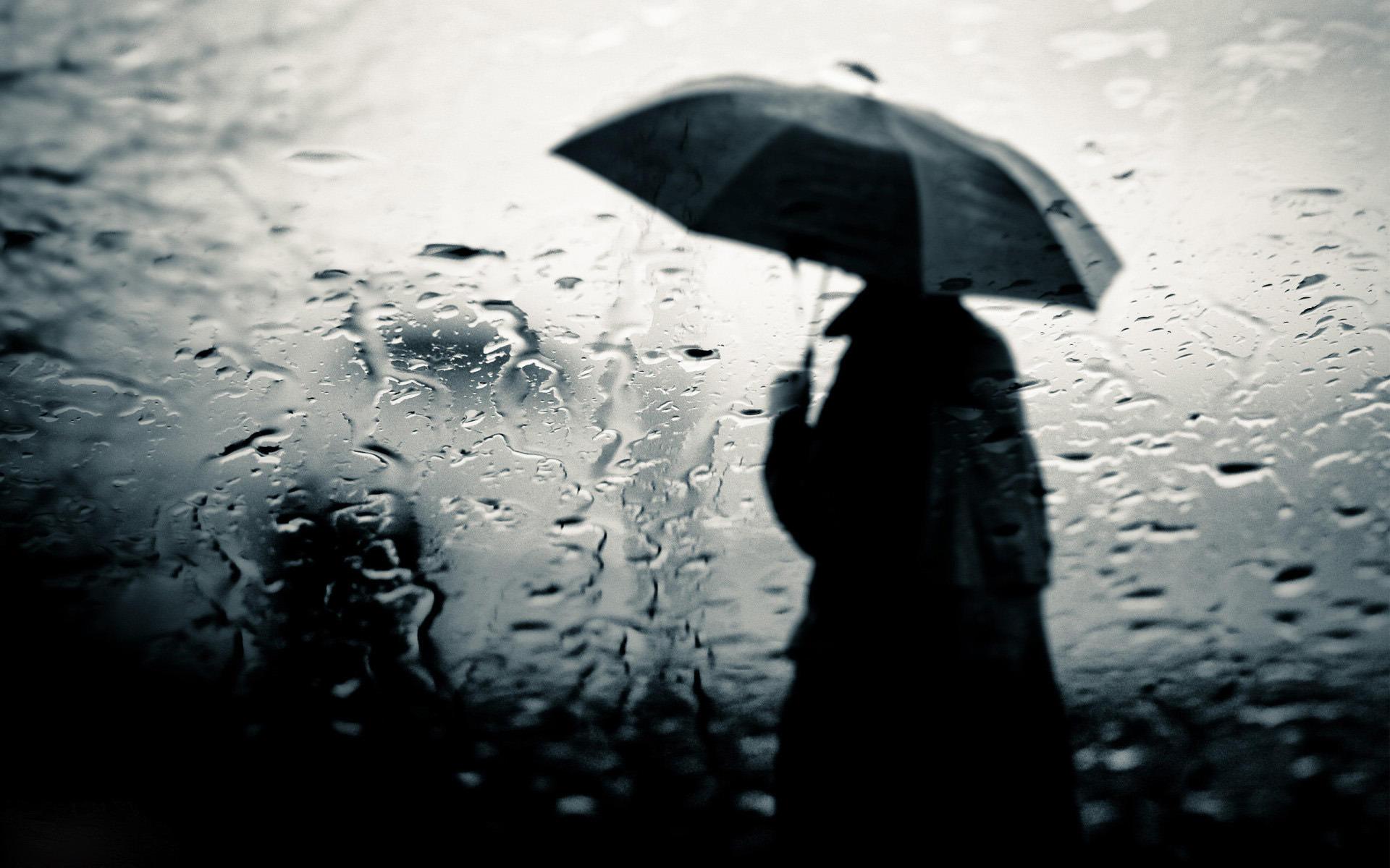 его картинка грустит погода мне говорил