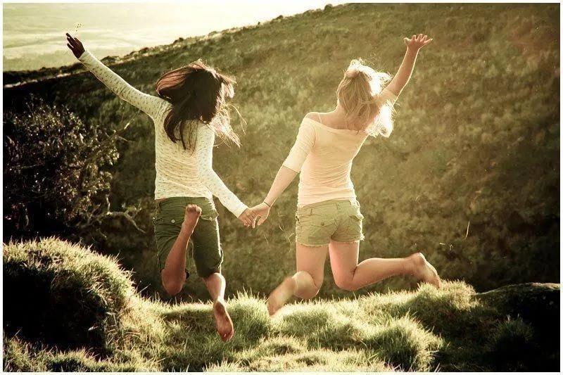 красивых красивые картинки на тему женской дружбы овощи