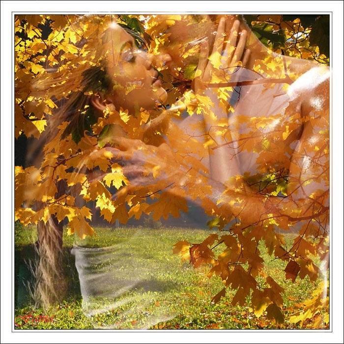 Осенние воспоминания...