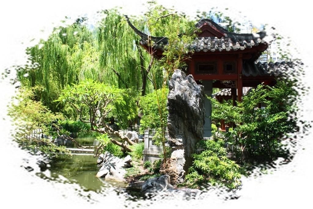 Забытый Сад Камней (венок сонетов на восточные мотивы)