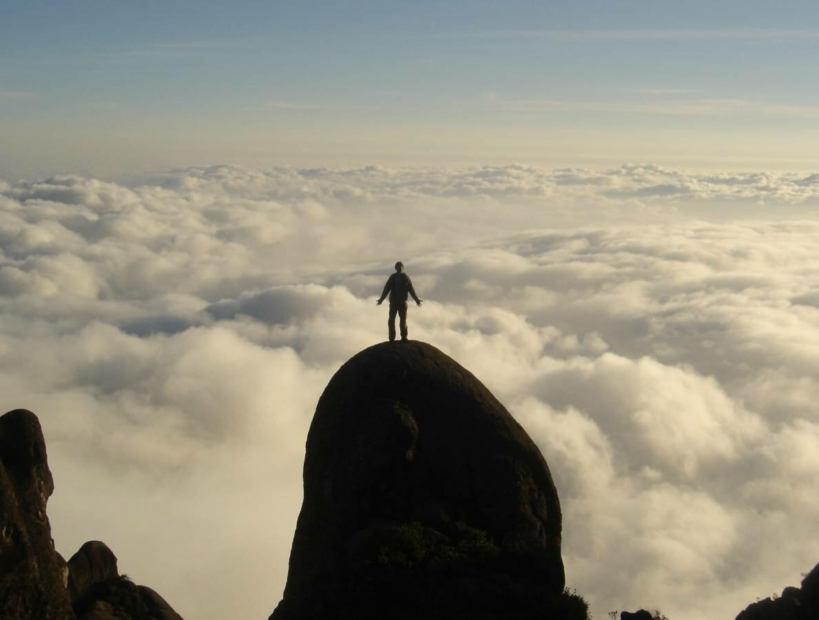 Кувыркаясь в облаках