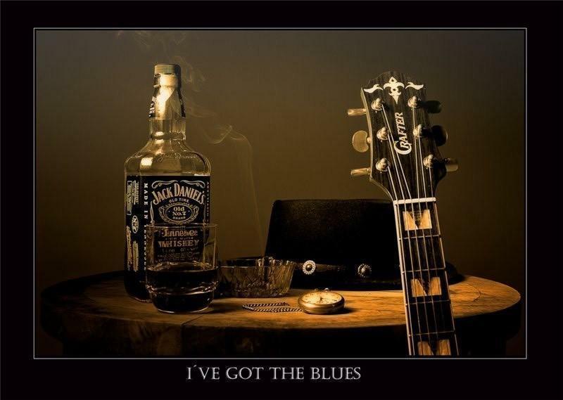 Кто-то любит блюз (Blues)