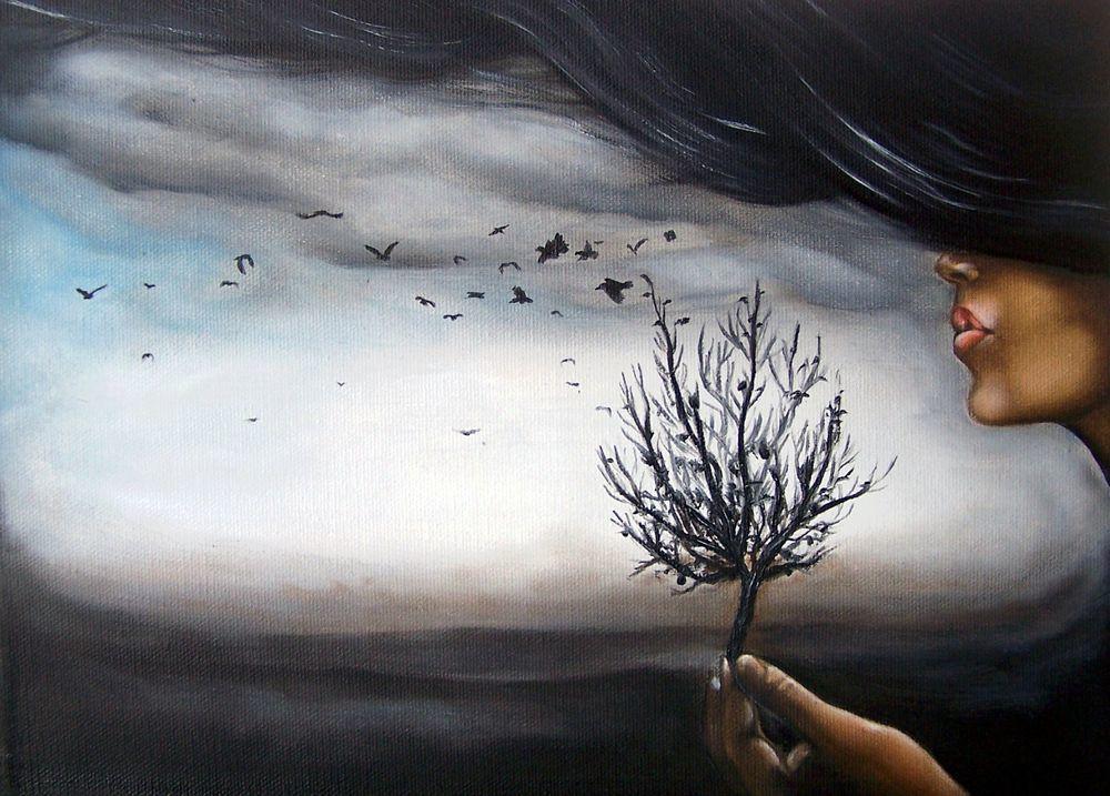 Порывы ветра и души...