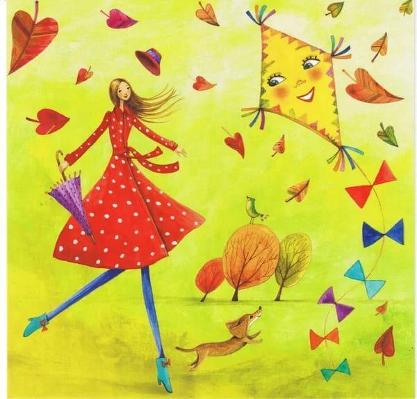 Осенний блюз моей души