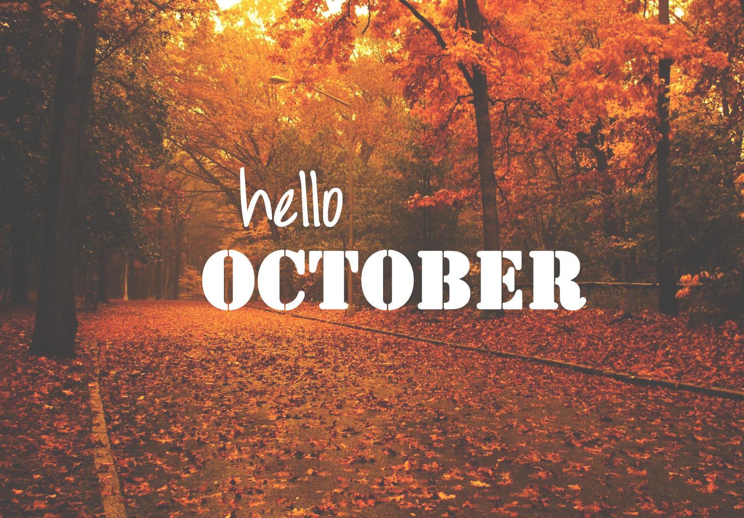 October - HD1280×891