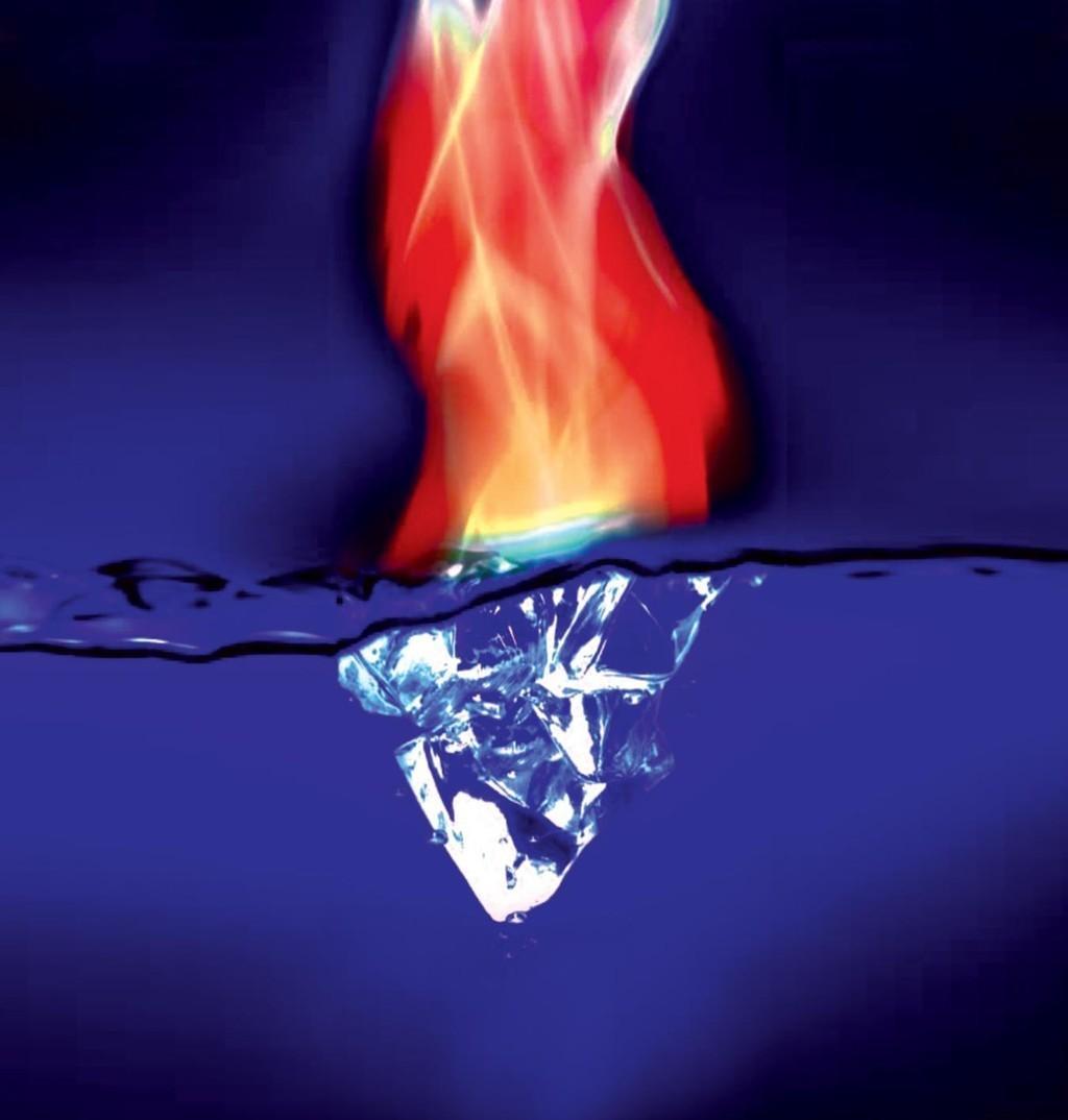 сказать, картинка лед и пламя что означает успели