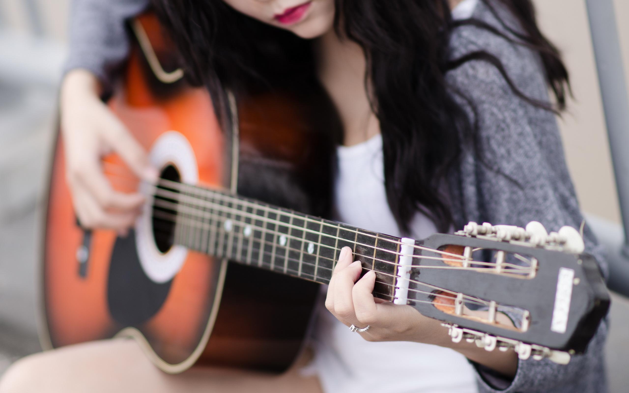 Картинки красивые с гитарой