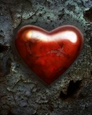 Сердце под ногами. История одного призрака.