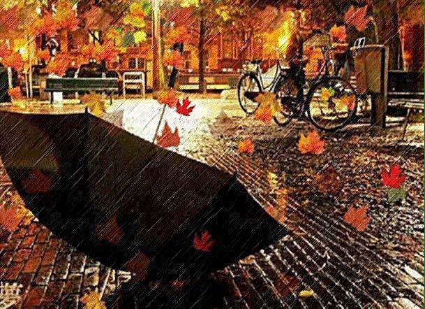 Осень надо понимать