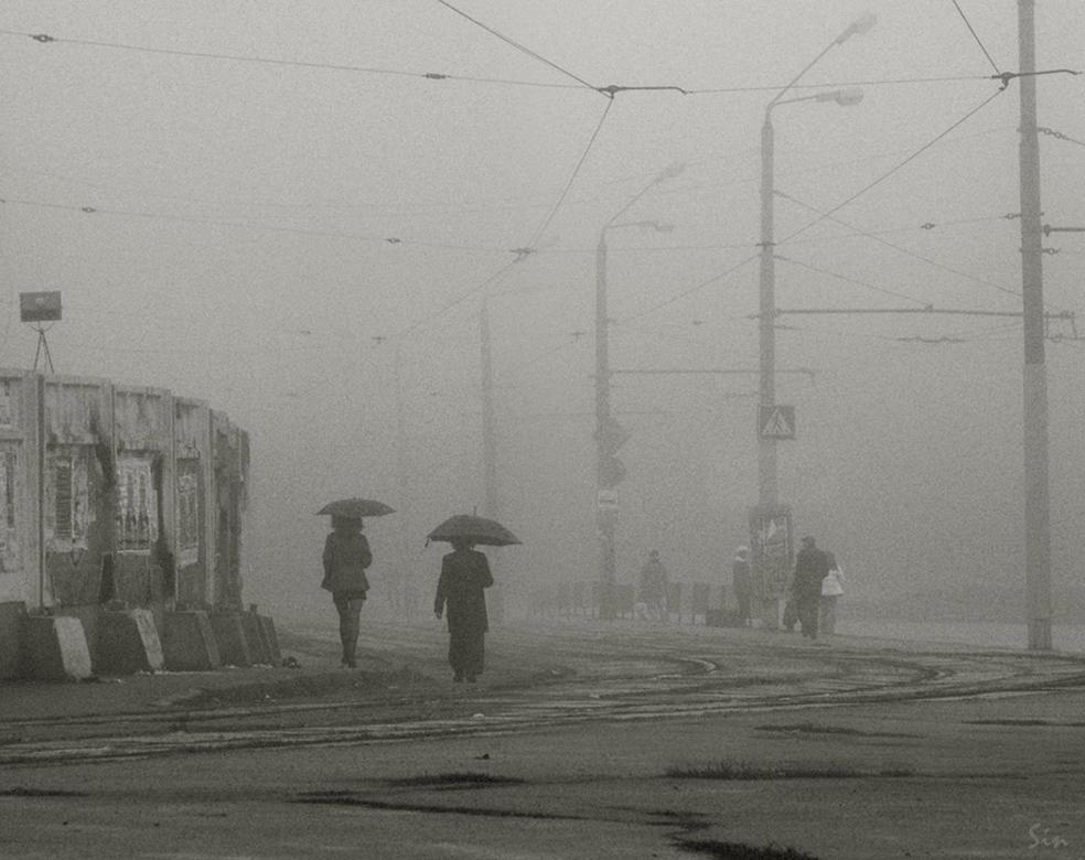 Побег в непогоду