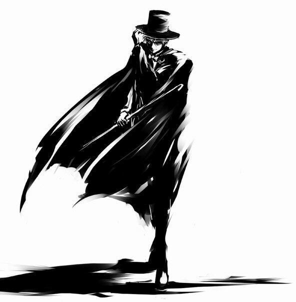 Странный колдун