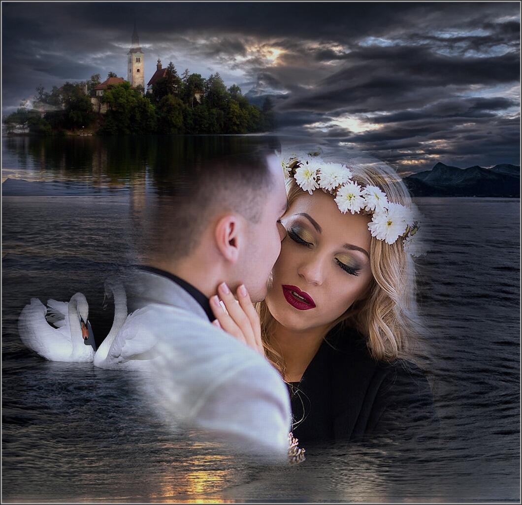 Любовь он и она открытки стихи