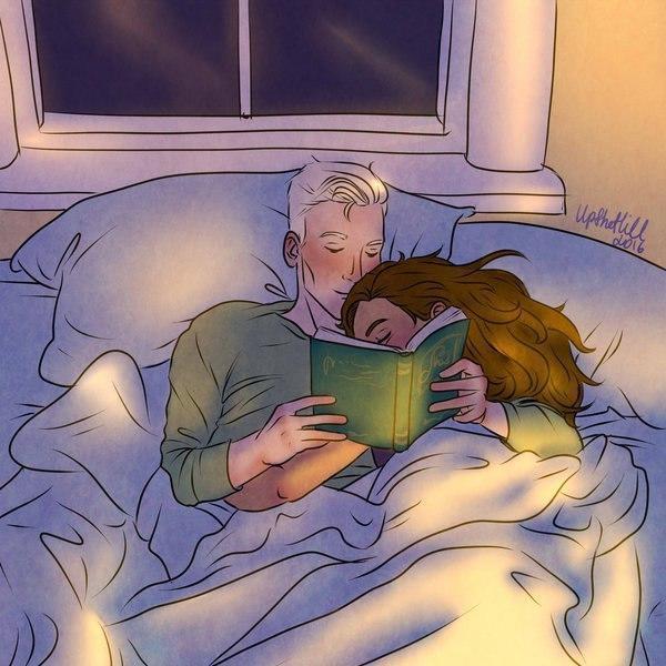Устала просыпаться без тебя