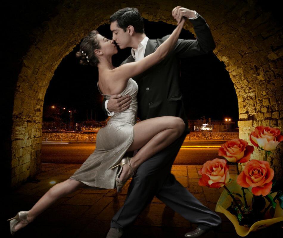 танцует танго живые картинки того чтобы архитекторы