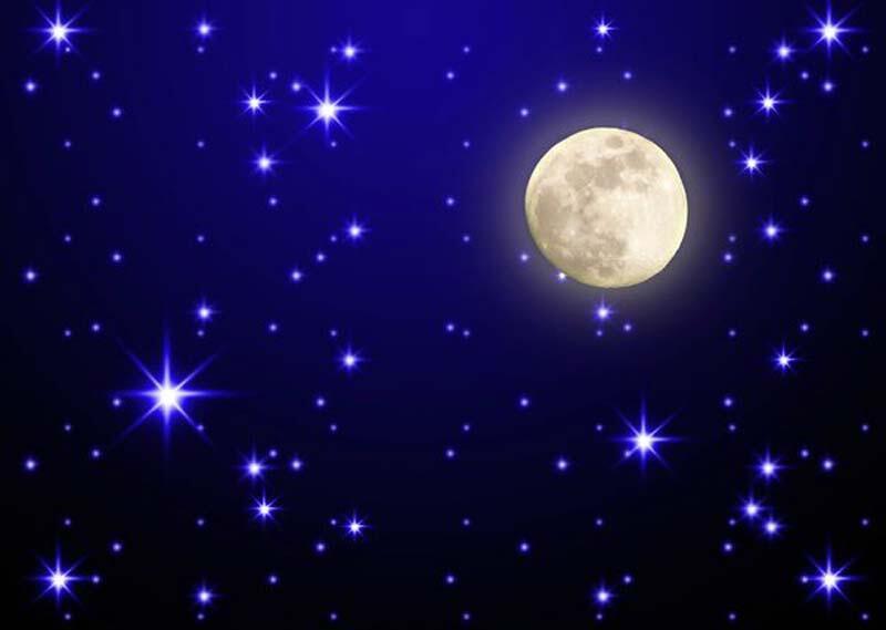 Звездное небо картинки для дошкольников
