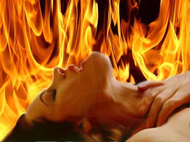 Хочу тебя картинки с огнем главной высоте