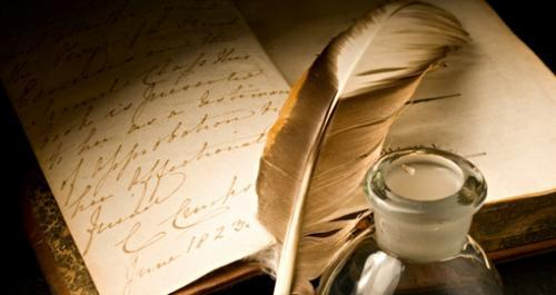 Поэт (к Всемирному Дню писателя)