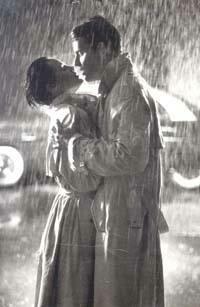 Хлёсткий дождь.