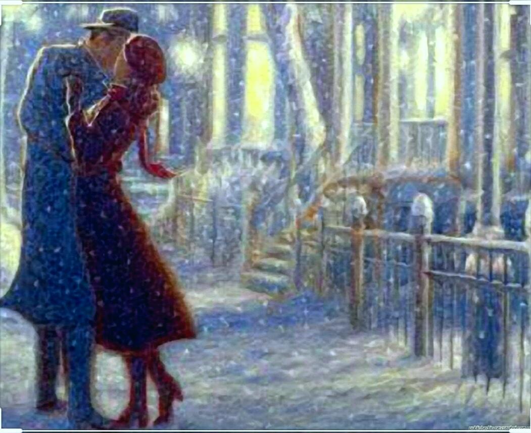 """"""" Первый день зимы"""""""