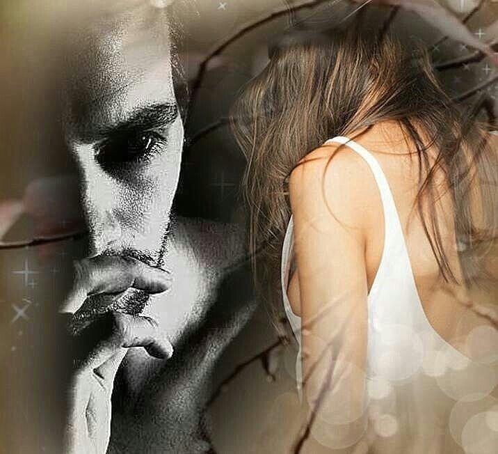 Картинка про расставание любовников
