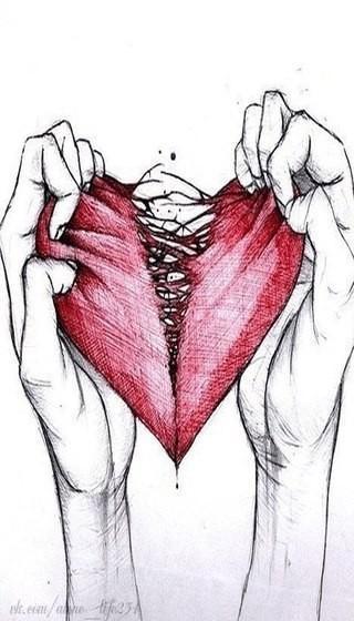 этом сердце разрывается на части картинки очевидное