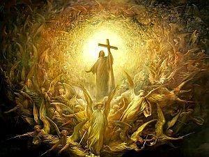 ЦАРСТВИЕ БОЖИЕ СИЛОЮ БЕРЁТСЯ.