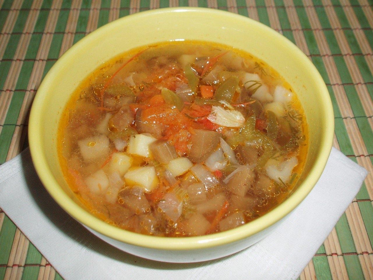 Рецепт щи со свежей капусты