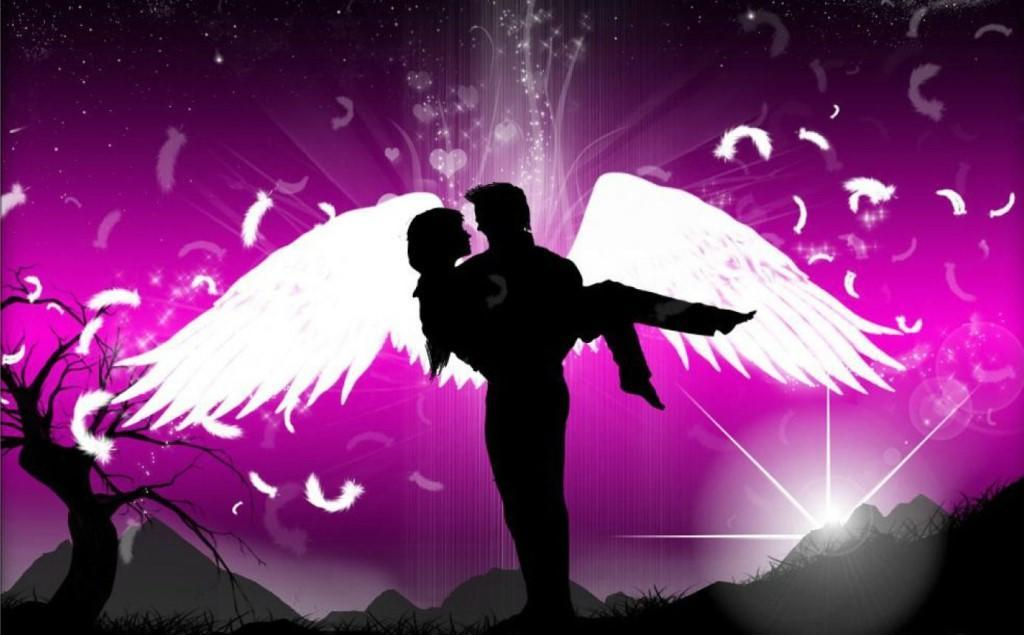 Ангел любви картинки на аву, днем рождения
