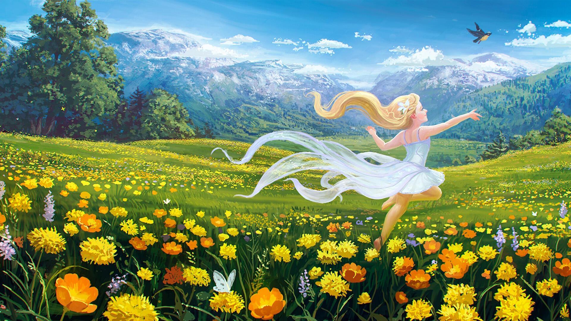 Картинки юность и весна