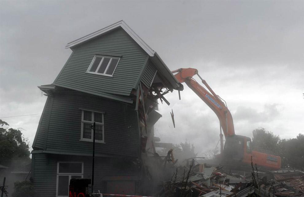 Какое жилье положено при сносе домов казалось