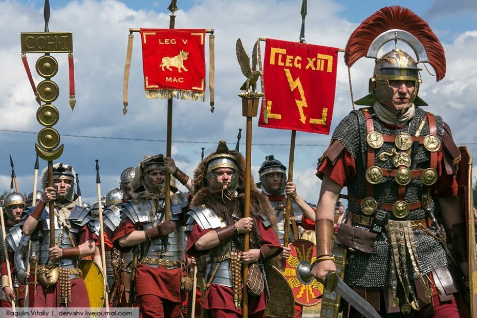 Фигурки: римский легионер ii века нэ, фото #6