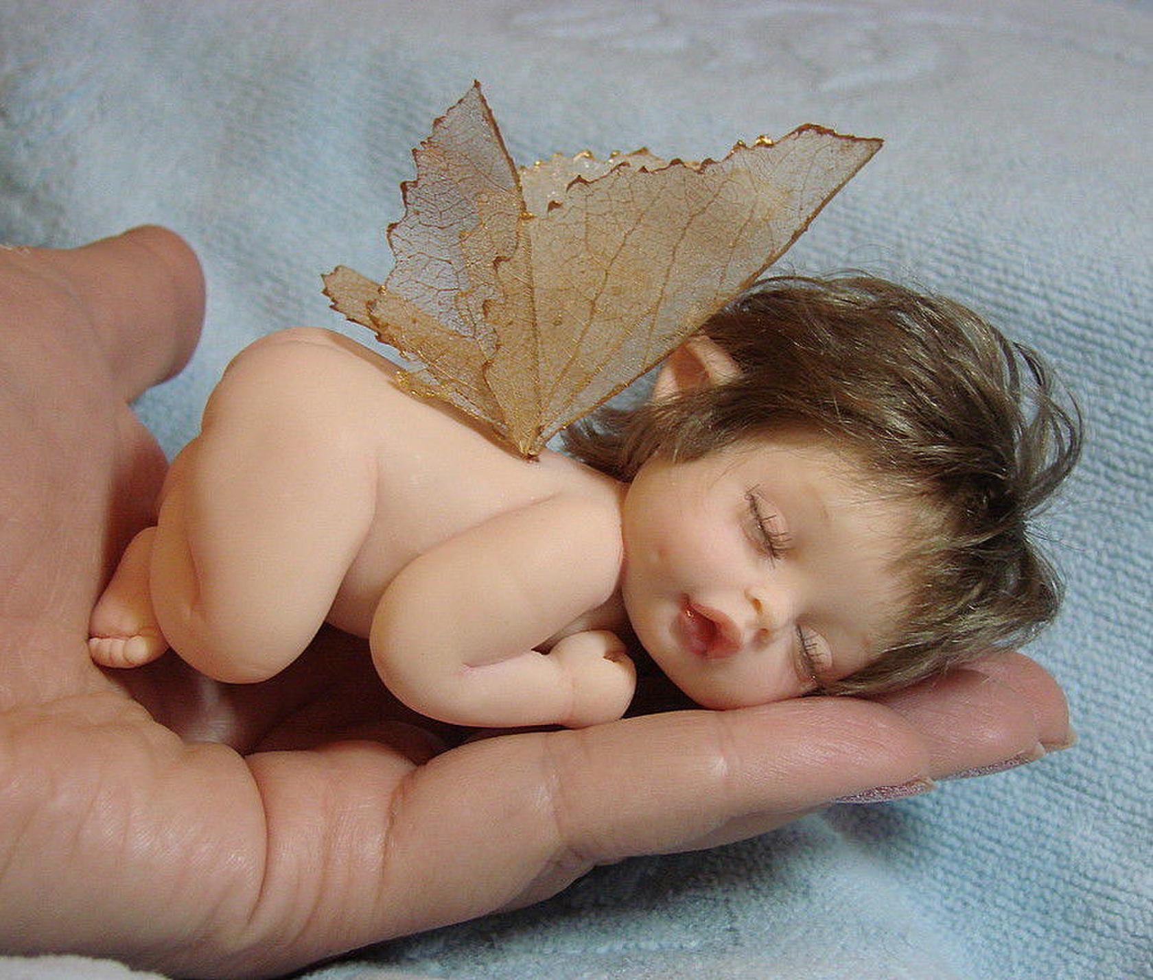 Куклы младенец своими руками
