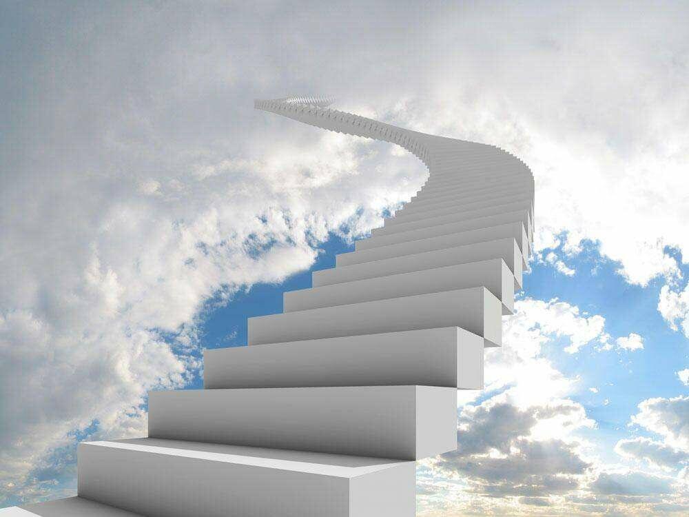 Я, Лестница в Небо и Одинокий Авиатор 7