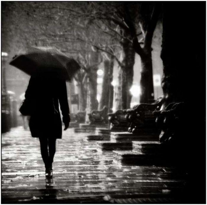 Герасимець оксана :: под серым небом и теплым дождём