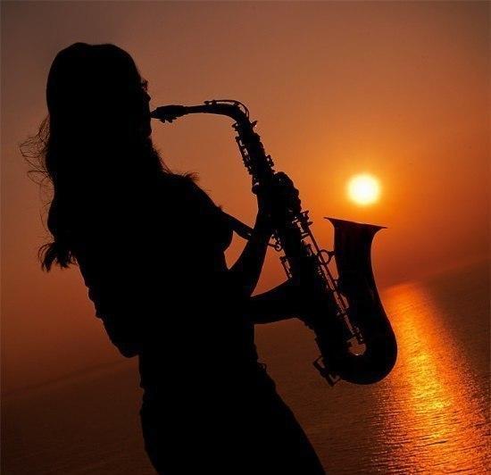 красивый ночной джаз фото история одного