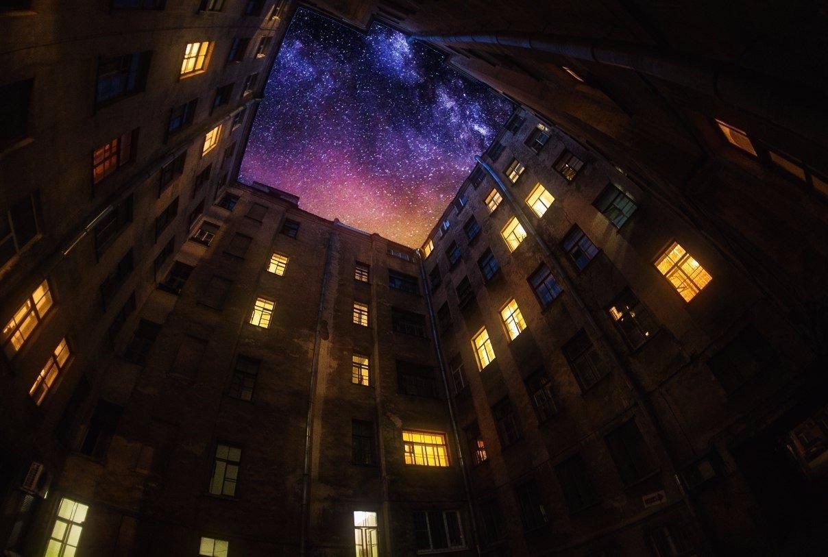 В Петербурге городе...