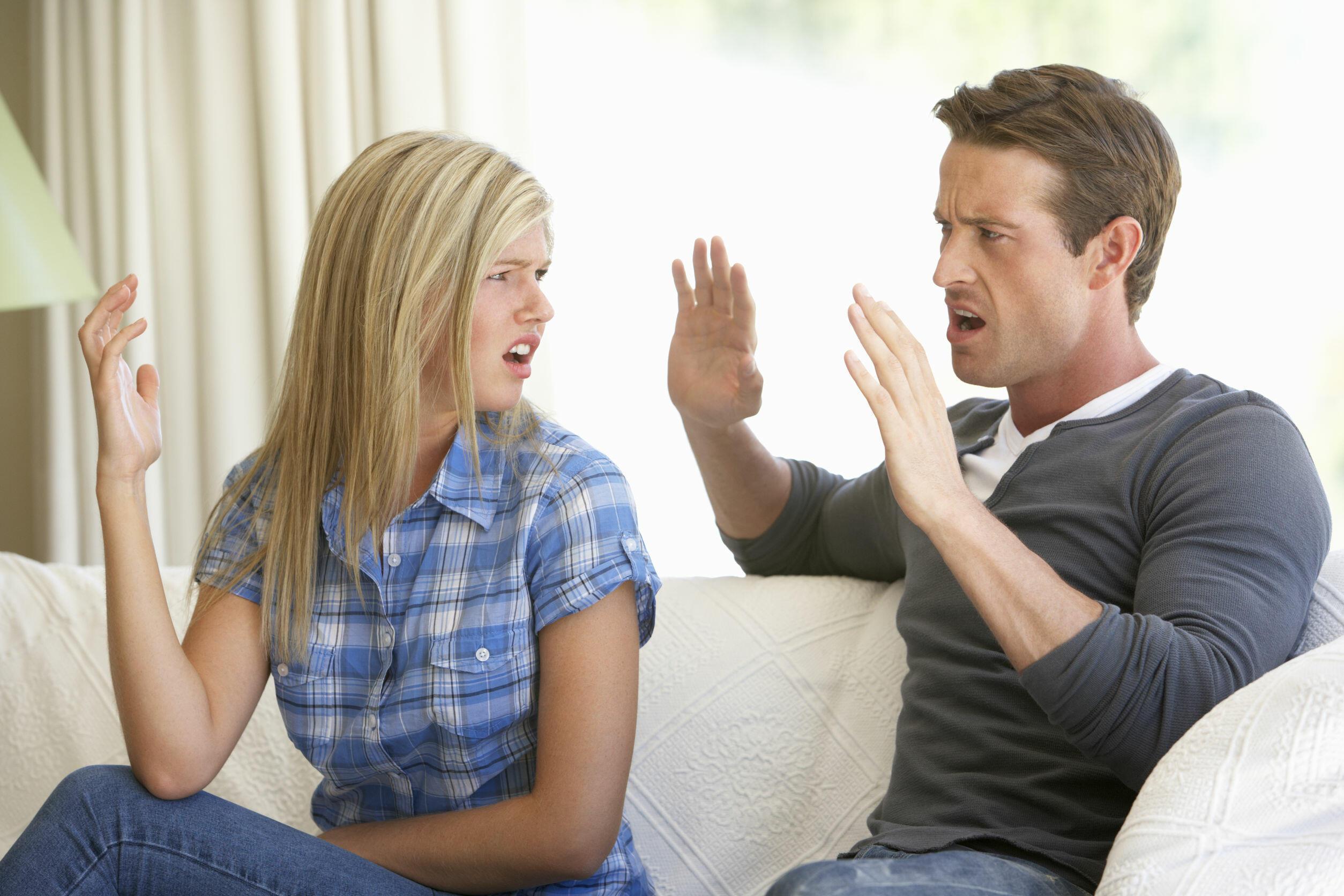 Диалог с женой