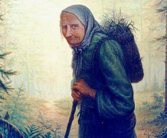 Тайна бабушки Агафьи